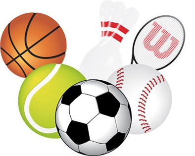 394x315 Free Vector Balls And Sports Stuff Free Vector Graphics All