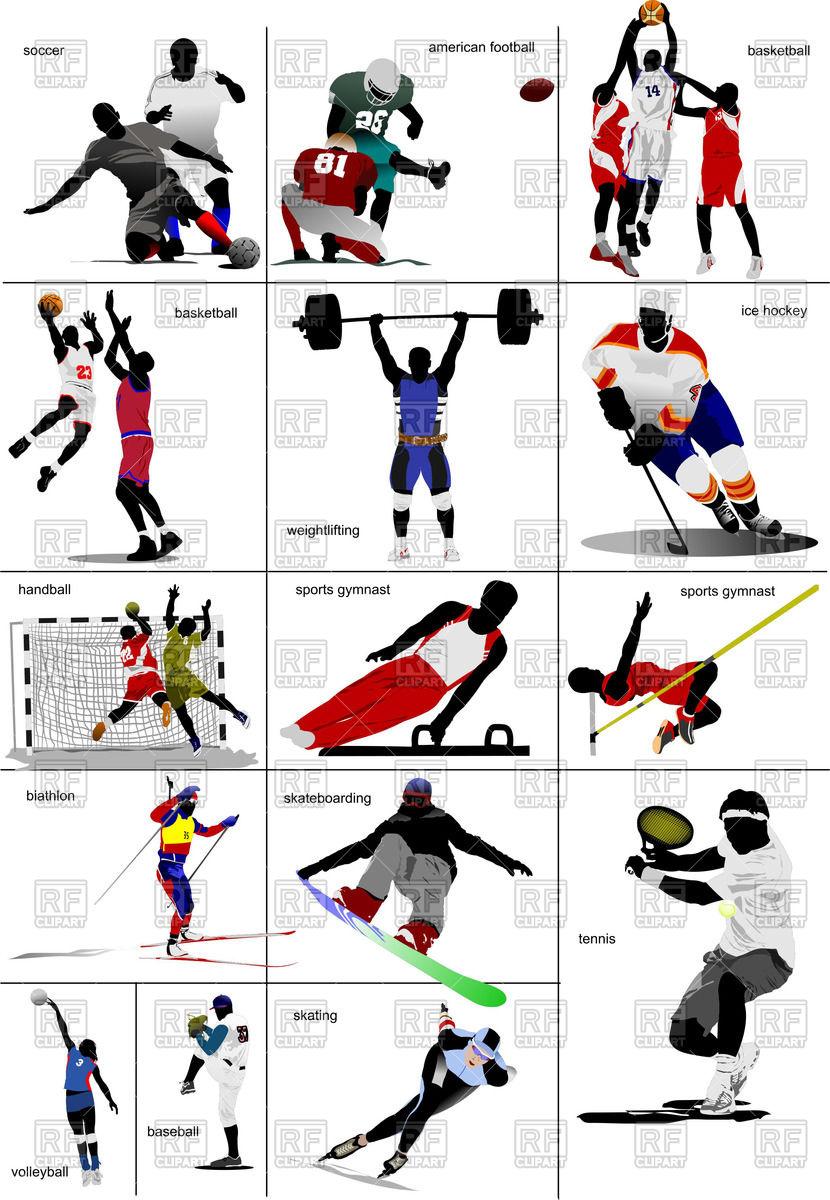 830x1200 Sportsman (Athletes)