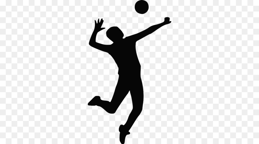 900x500 Volleyball Clip Art Vector Graphics Sports Image