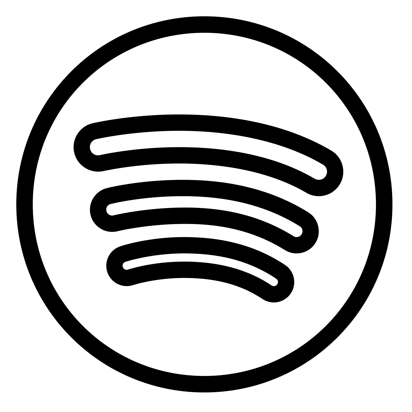 1600x1600 Spotify Icon