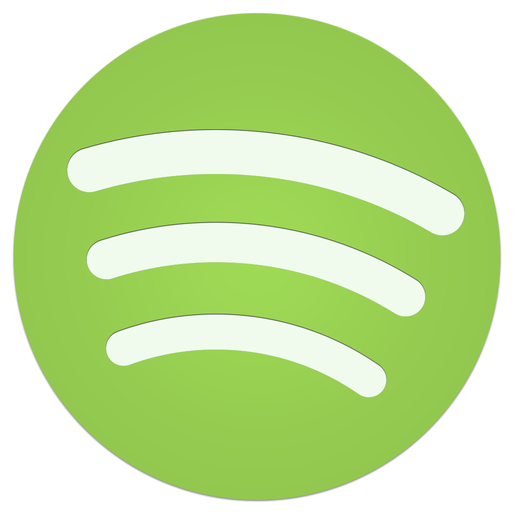 1024x1024 Vector Spotify Png