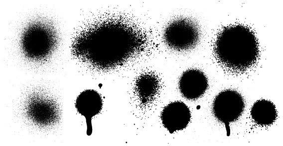568x294 Free Download Of Spray Splatter Free Vector Vector Graphic