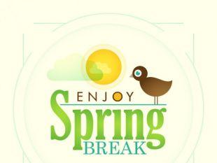 310x233 Spring Break Vectors Free Vectors Ui Download