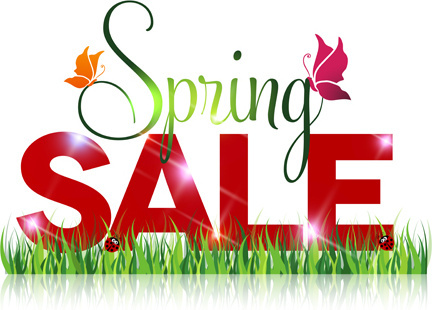 432x310 Spring Sale Free Vector Download (4,214 Free Vector) For