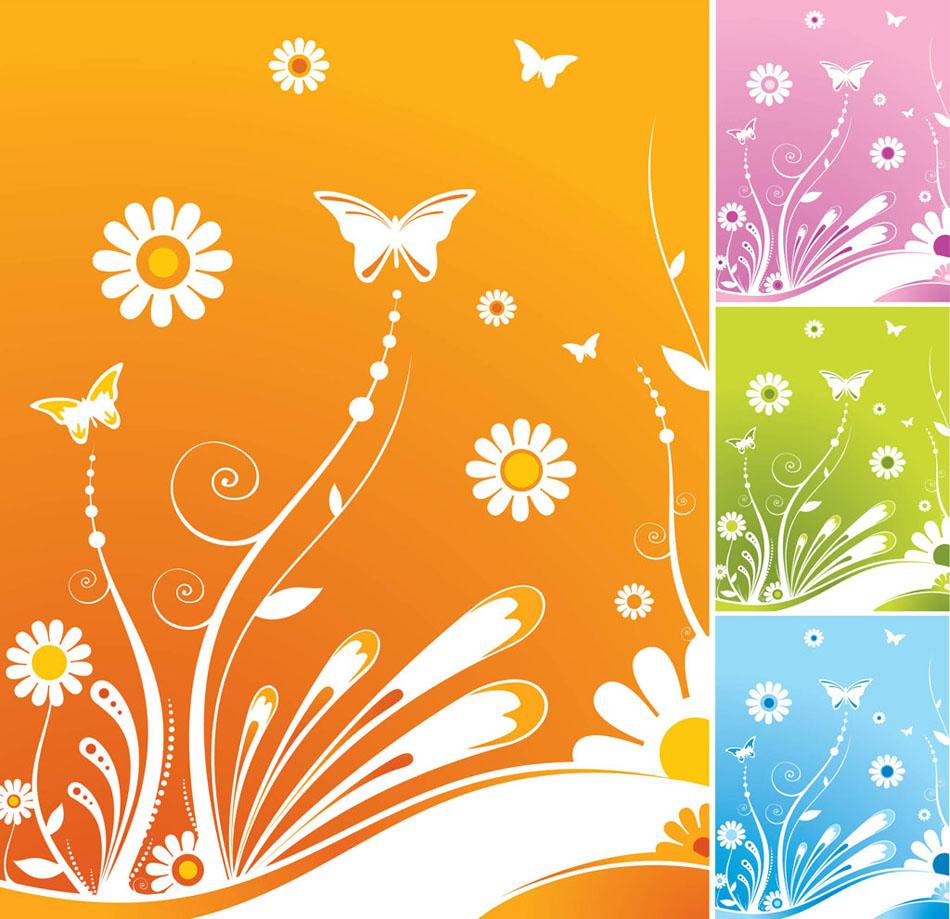 Spring Vector Art