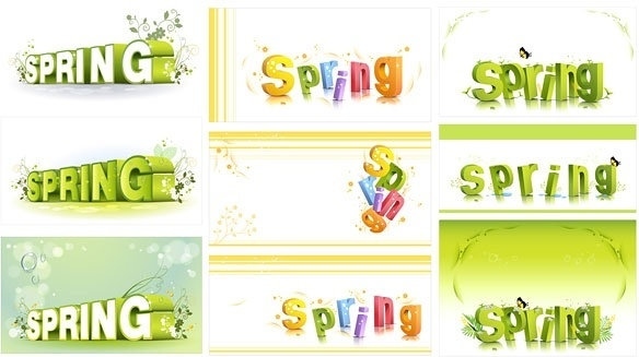 584x327 Spring Free Vector Download (2,180 Free Vector) For Commercial Use
