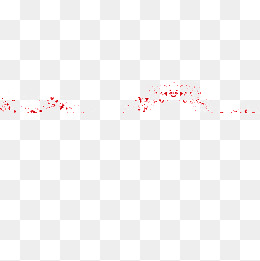 260x261 Colored Sprinkles Ink China Wind Effect, Wind Vector, Red Splash