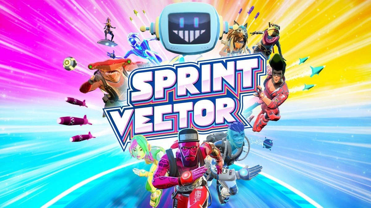 1200x675 Sprint Vector Review Like Mario Kart Vr With Arm Swinging Races