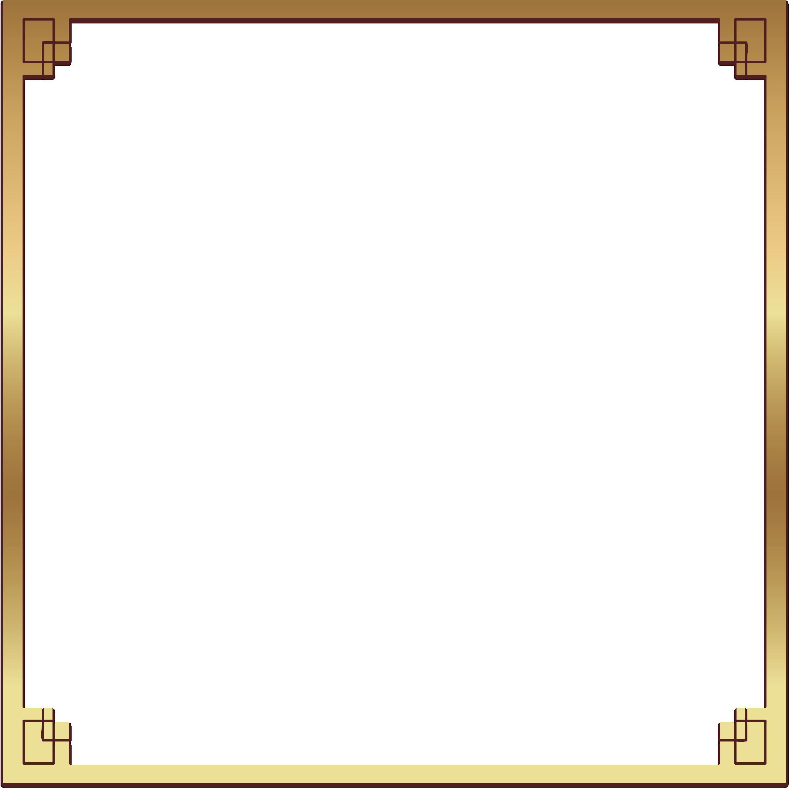 2690x2690 Square Angle Yellow Pattern