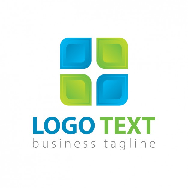626x626 Square Business Logo Template Vector Free Download