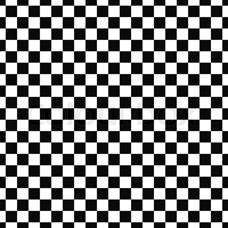 800x800 Repeat Monochromatic Vector Checkered Square Pattern Background