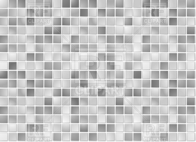 400x291 Seamless Grey Square Tiles Pattern Vector Image Vector Artwork