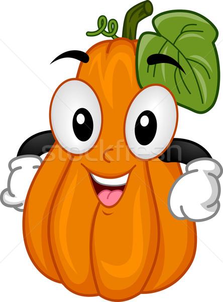 444x600 Mascot Squash Vector Illustration Lenm ( 6519388) Stockfresh
