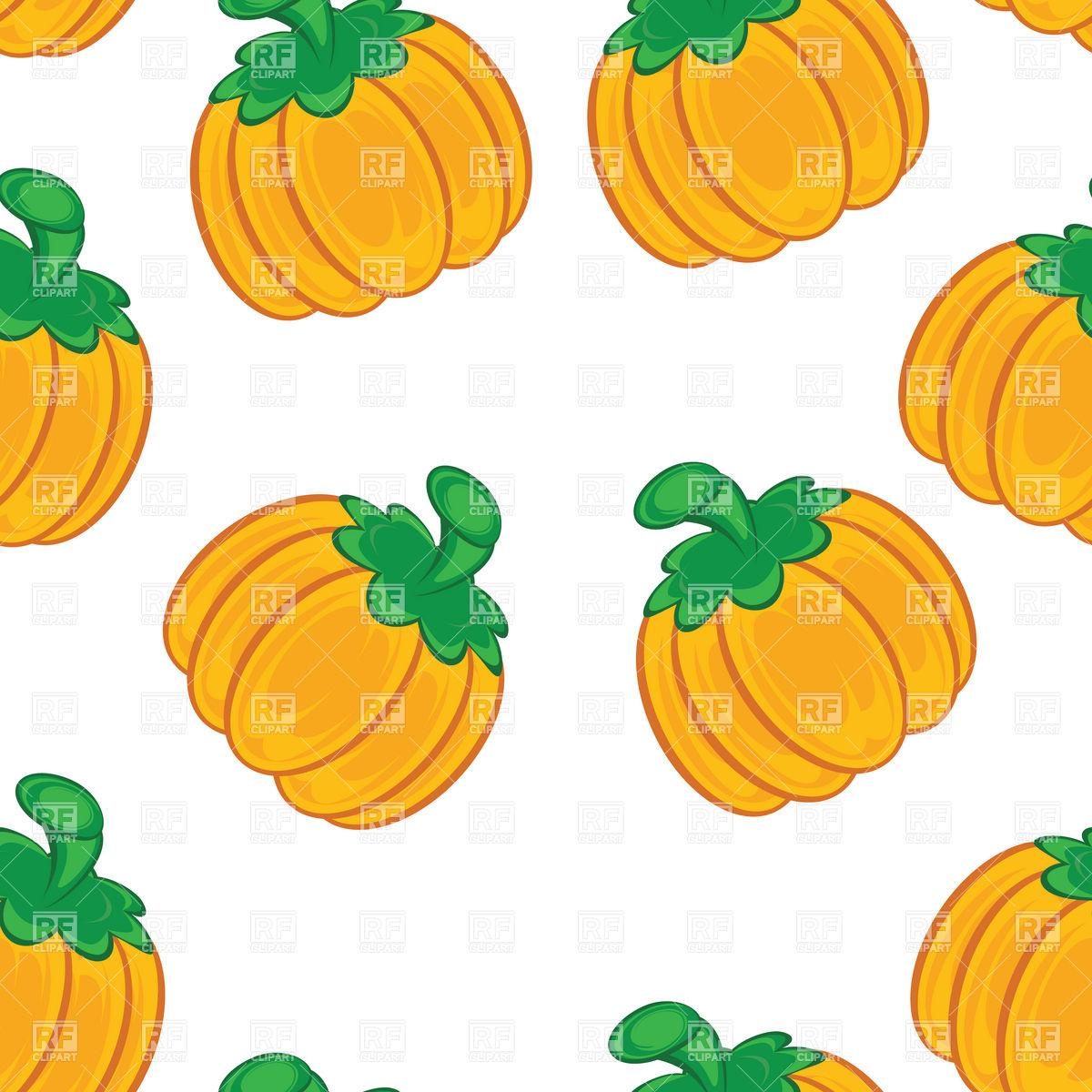 1200x1200 Orange Pumpkin
