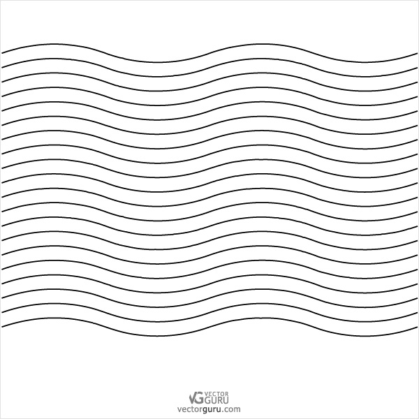 600x600 How To Create Wave Line Part 1 Adobe Illustrator Tutorials