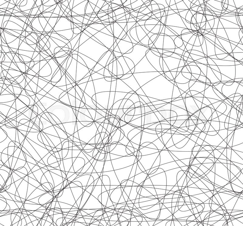 800x744 Abstract Repeatable Squiggly Lines Seamless Pattern Texture