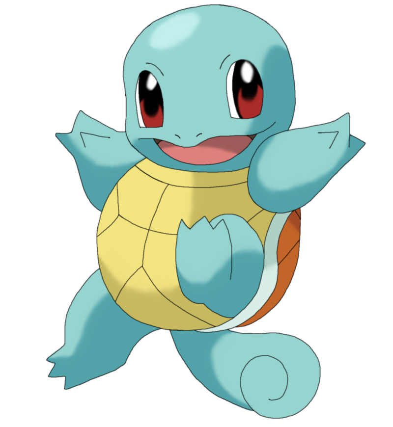 800x870 Squirtle Pokemon Png By Megbeth