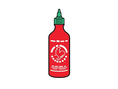 400x300 Sriracha Simplified By 86era