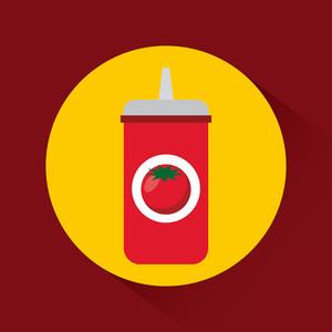 300x300 Sriracha Royalty Free Vectors
