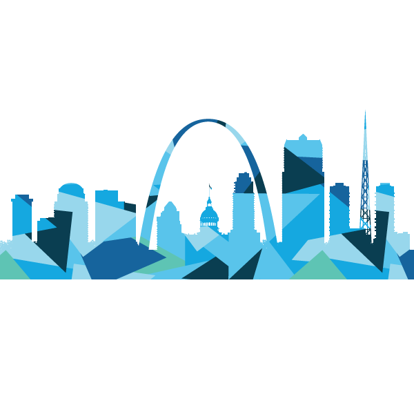 600x600 Skyline Clipart St Louis