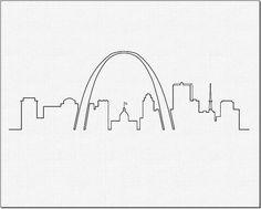 236x189 Arch Clipart Skyline