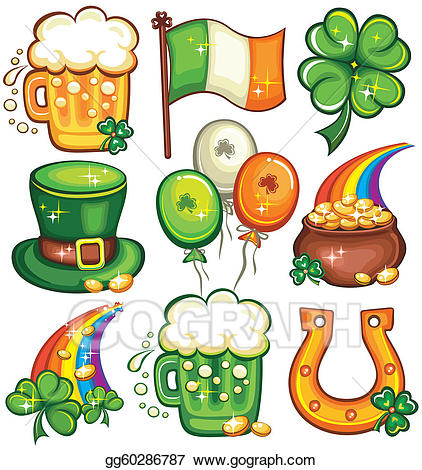422x470 Horseshoe Clipart St Patricks Day ~ Frames ~ Illustrations ~ Hd