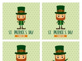 310x233 Free Saint Patricks Day Vector Free Vectors Ui Download