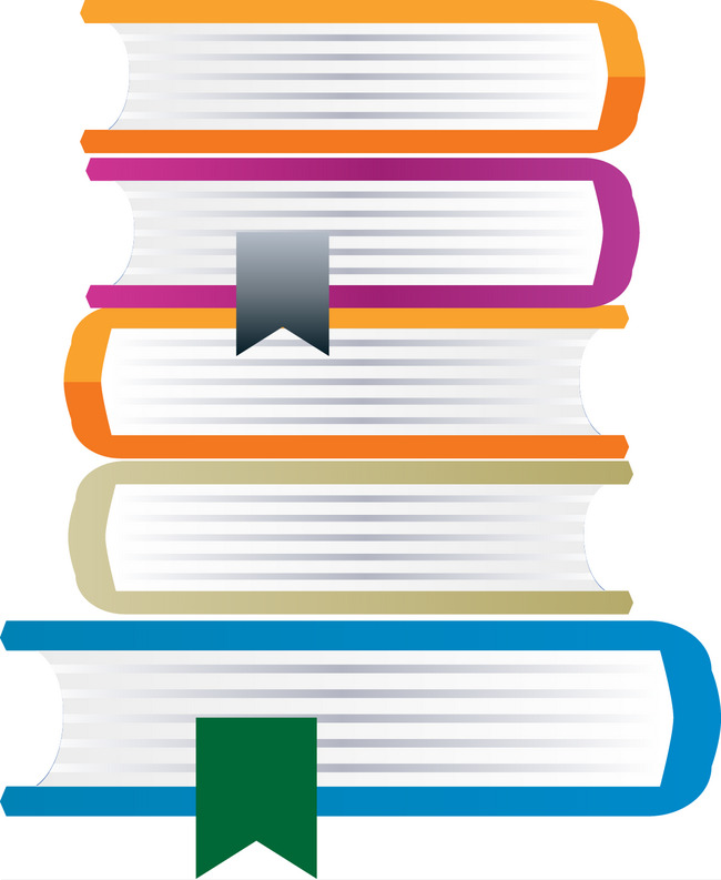 650x793 Hand Painted Stack Of Books, Hand Painted Books, Vector, Books Png