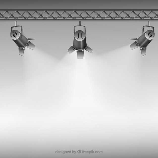 626x626 Spot Lights Vector Free Download