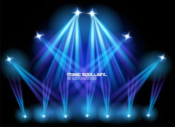 358x260 Stage Lighting Vector Graphics To Download