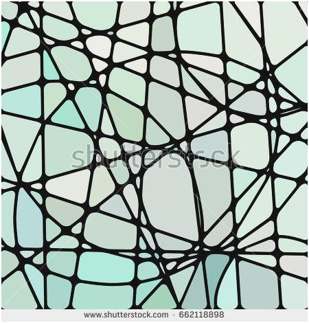 450x470 Abstract Geometric Stained Glass Patterns Beautiful Beautiful Blue