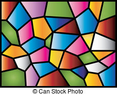 239x194 Stained Glass Window Vector Clipart Royalty Free. 7,999 Stained