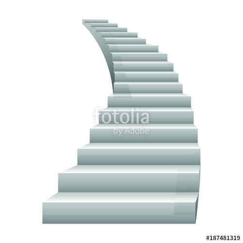 500x500 Stairs Vector Design Stock Image And Royalty Free Vector Files On