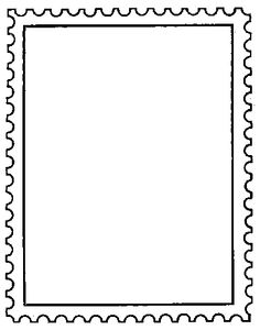 236x300 Stamp Clipart Frame Png