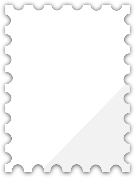 450x594 Stamp Clipart Blank Stamp