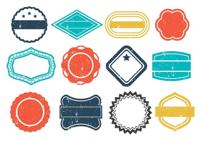 700x490 Free Distressed Stamp Vector