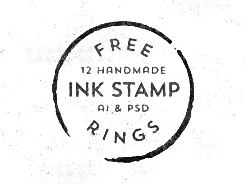 Stamp Vector Free