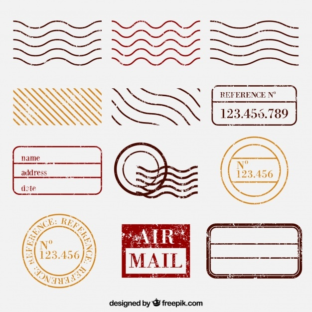 626x626 Post Stamp Vectors, Photos And Psd Files Free Download