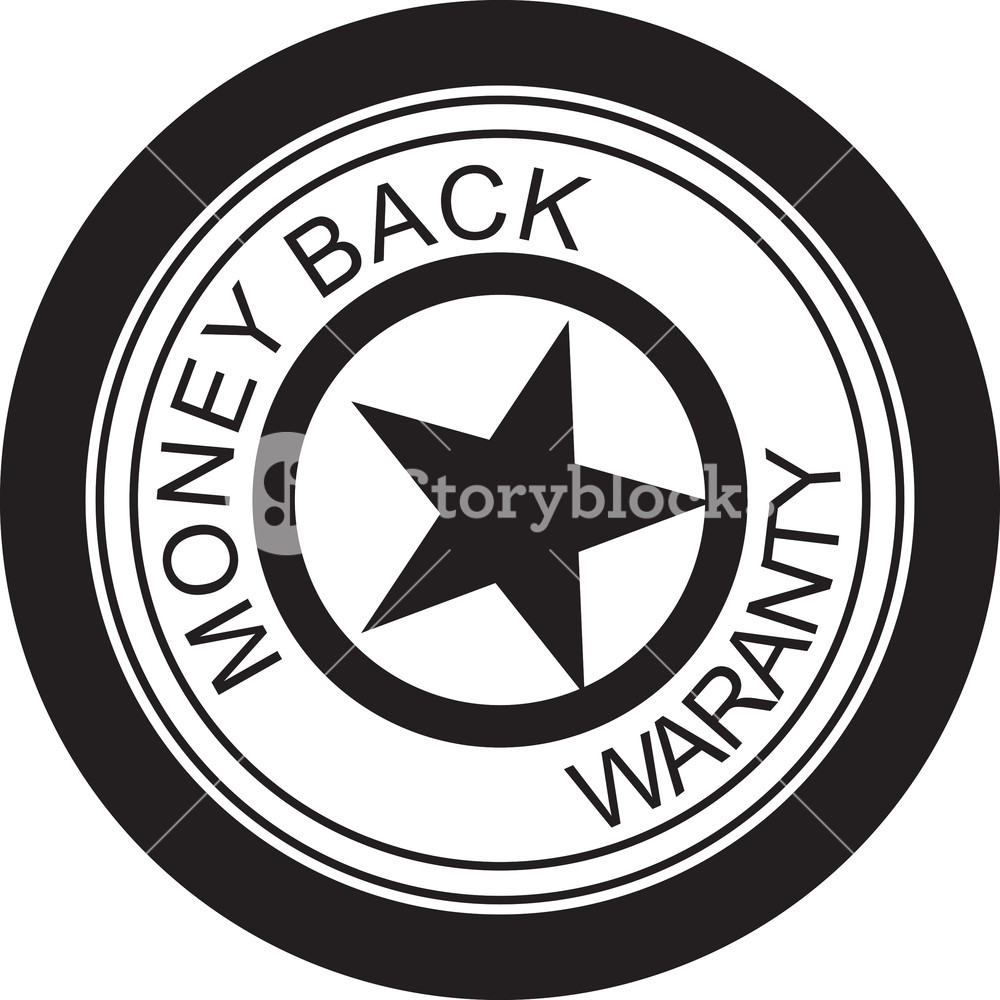 1000x1000 Stamp Vector Element Royalty Free Stock Image