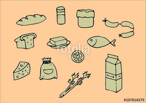 500x354 Staple Vector Stock Image And Royalty Free Vector Files On