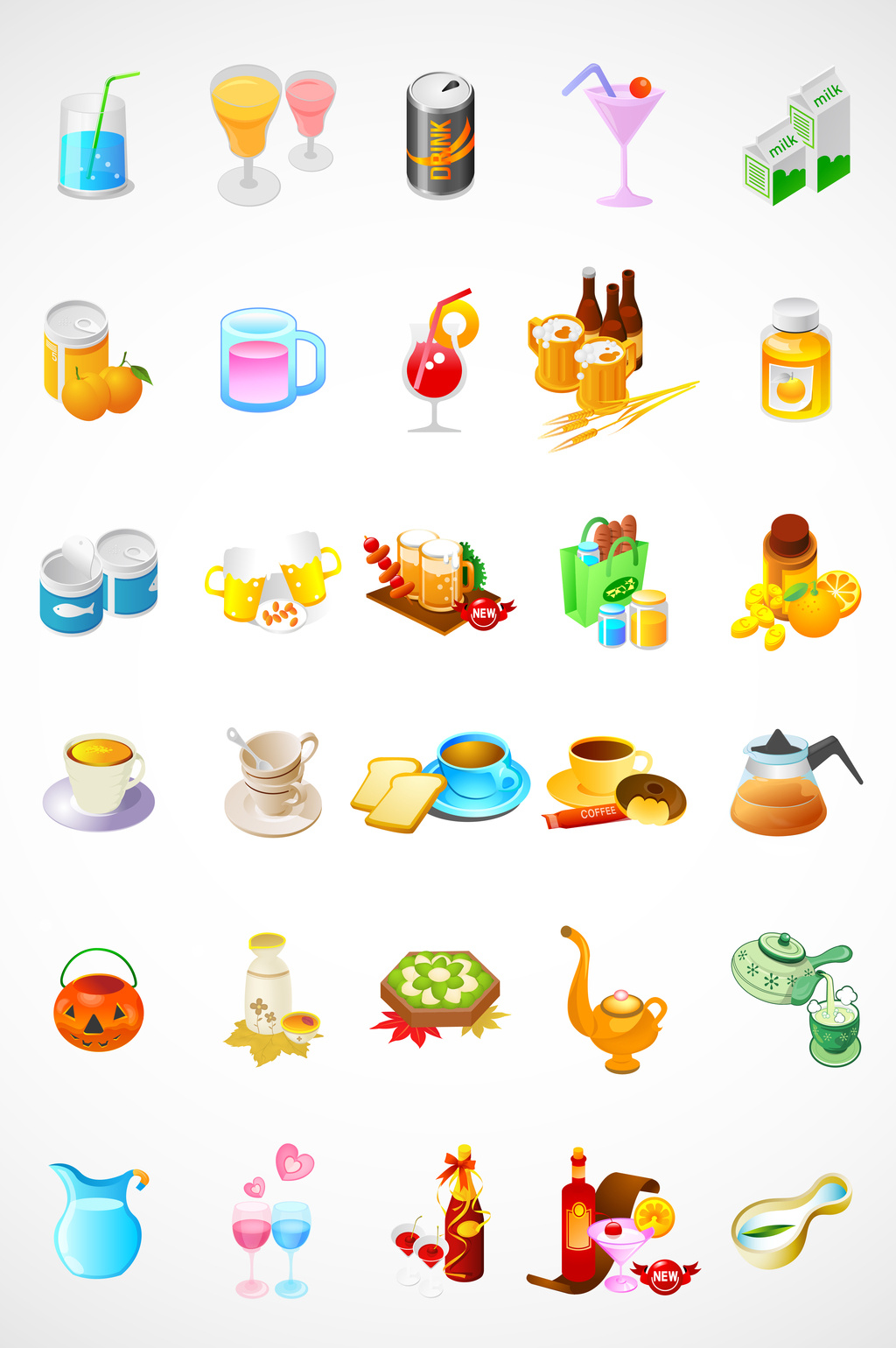 1024x1540 Food And Beverage Non Staple Food Vector Icon Material Free