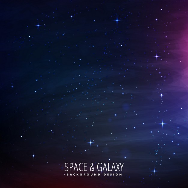 626x626 Stars Filled Space Background Vector Free Download