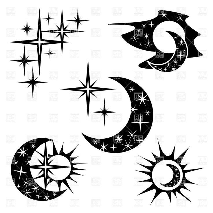 736x736 Tn 3 Stars Circle Grunge Logo Clipart