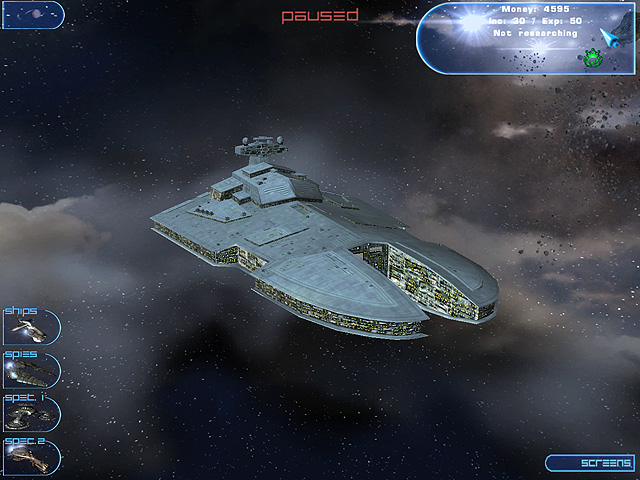 640x480 Imperial Star Destroyer Iii Image