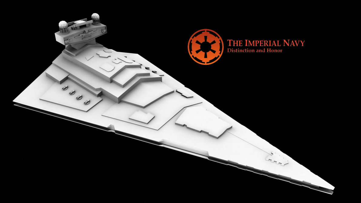 1192x670 Imperial Star Destroyer Wip 5 By Vacuitymechanica