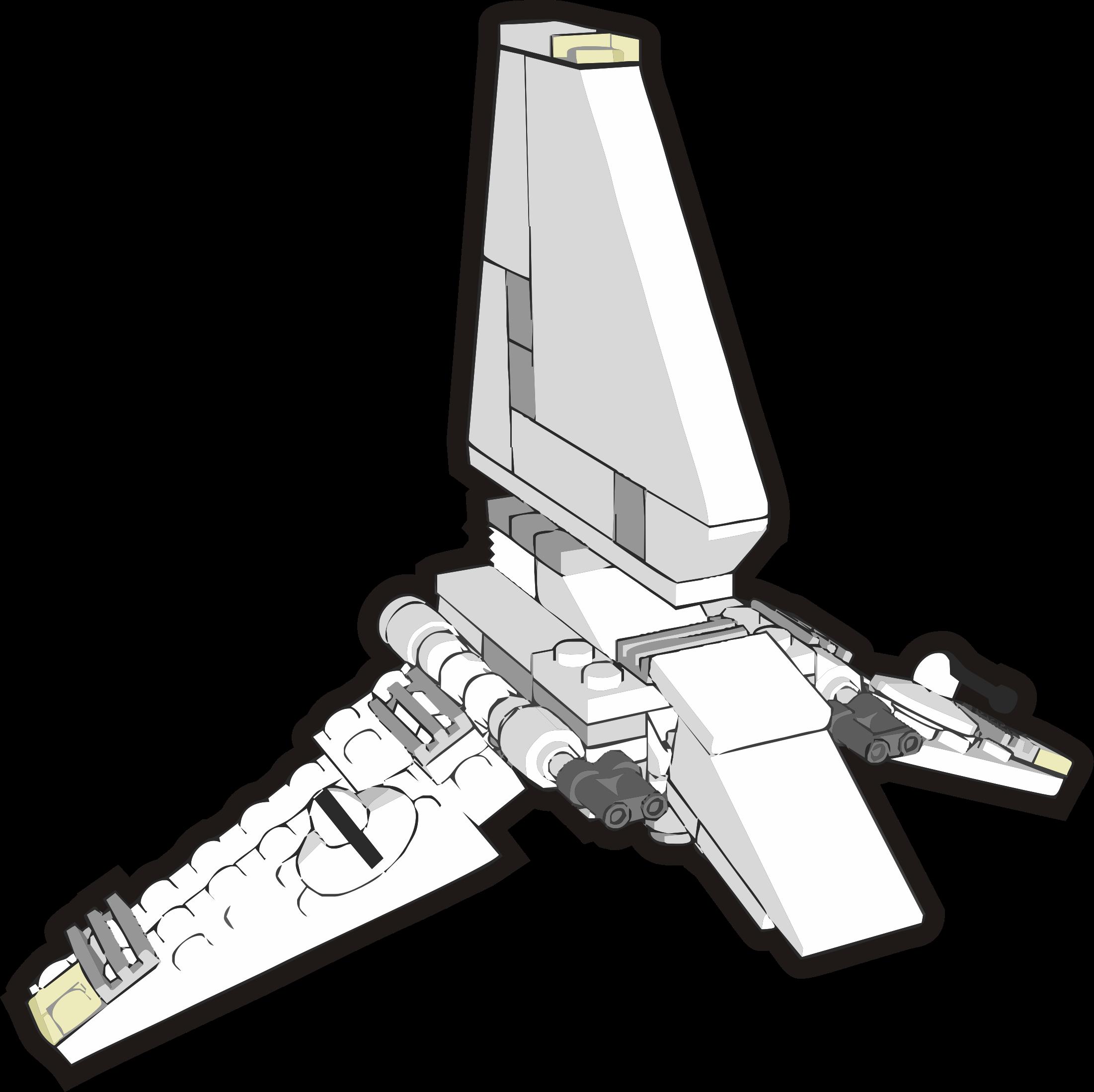 2202x2198 Star Destroyer Svg Stock Transparent Background