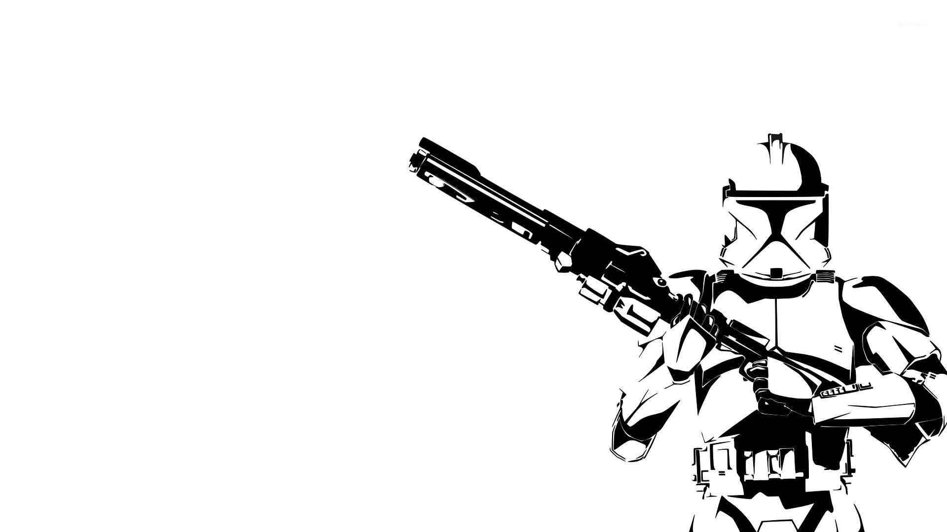 1920x1080 Clone Trooper