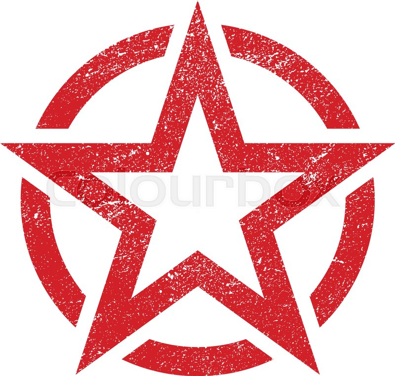 800x763 Star Circle Badge Logo Stock Vector Colourbox