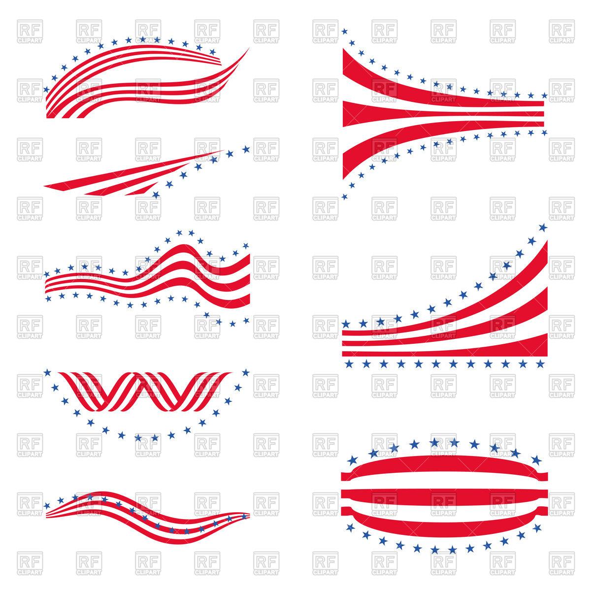 1200x1200 Usa Star Flag Logo Vector Image Vector Artwork Of Signs, Symbols