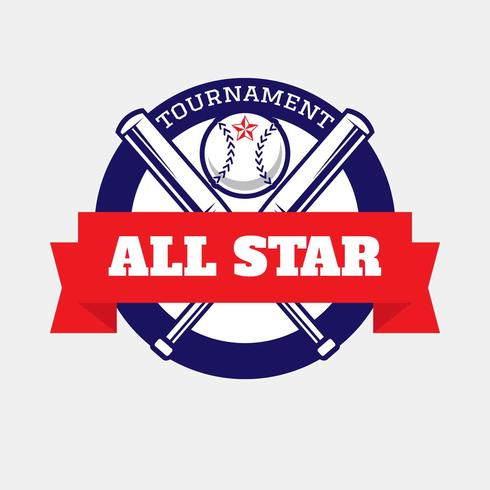 490x490 Baseball All Star Logo